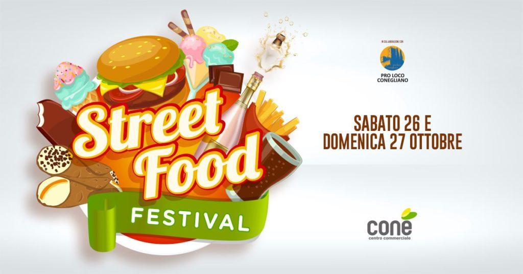 Street Food festival Conè