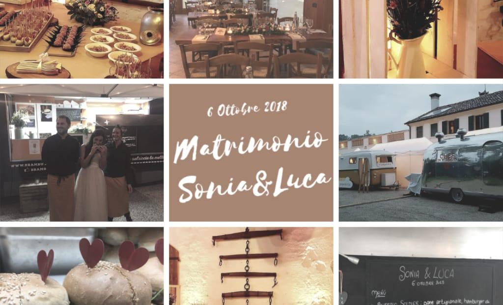 Matrimonio Sonia&Luca  6 Ottobre 2018  Lughignano (TV)
