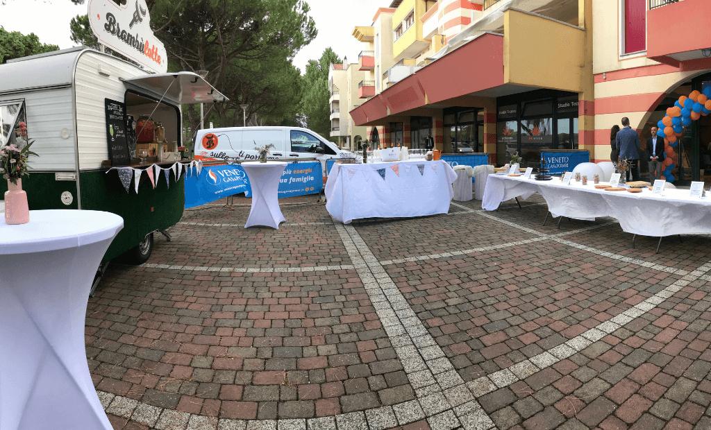 Catering Aziendale, 25 Settembre 2020, Bibione (VE)